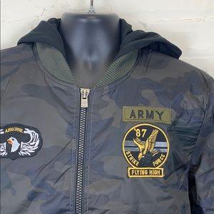 NWT XRAY Bomber Jacket